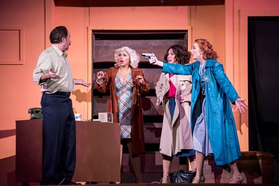 Theatre Review:  '9 to 5' at Annapolis Summer Garden Theatre
