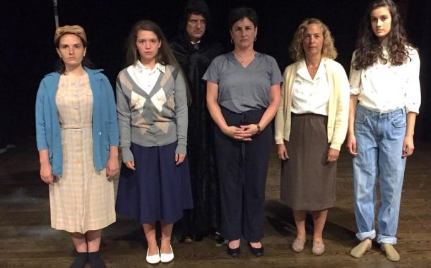 Theatre Review: 'Kindertransport' by Sandy Spring Theatre Group at the Gaithersburg Arts Barn