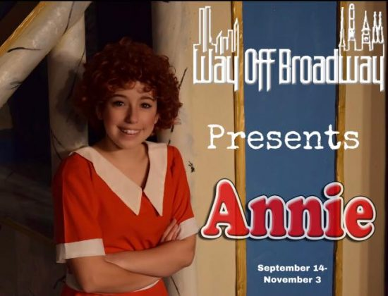 Theatre Review: 'Annie' at Way Off Broadway Dinner Theatre