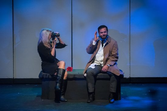Theatre News: Cumberland Theatre Presents Patrick Marber's award-winning play, 'Closer' as the fifth installment of their 30th Anniversary Season