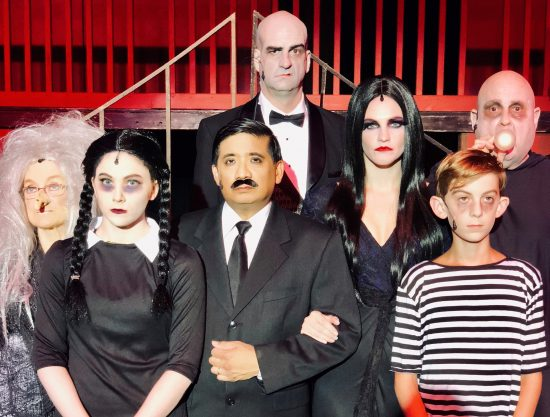 Theatre Review The Addams Family By Tantallon Community Players