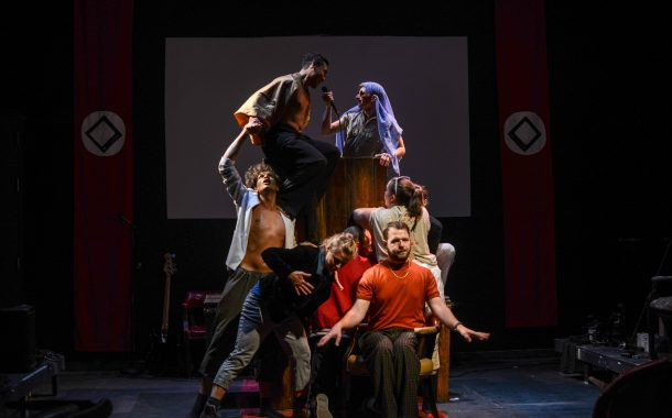 Theatre Review: 'Putin on Ice (that isn't the real title of this show)' at Single Carrot Theatre