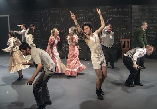 Theatre Review: 'Spring Awakening' at Wolf Pack Theatre Company