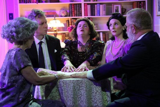 Theatre Review: 'Blithe Spirit' at Other Voices Theatre