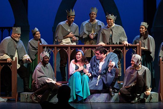 Theatre Review: 'The Hunchback of Notre Dame' at The Arlington Players