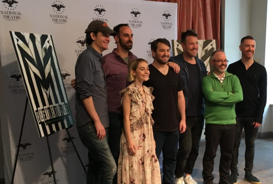 Interview Beetlejuice Dream Team Talks About The New Musical At The National Theatre Maryland Theatre Guide
