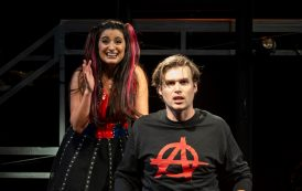 Theatre Review: 'Rooms a Rock Romance' at MetroStage