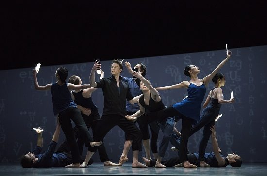 Dance Review: 'Unbound: A Festival of New Works' at The Kennedy Center