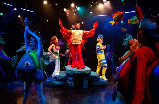Theatre Review: 'The Little Mermaid' at Toby's Dinner Theatre