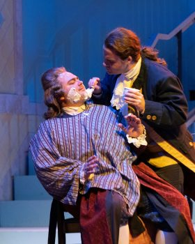 Opera Review: Rossini's 'The Barber of Seville' by Annapolis Opera at MD Hall for the Creative Arts