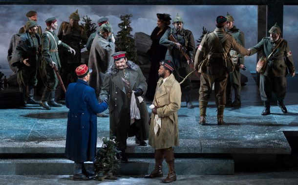 Opera Review: 'Silent Night' by Washington National Opera at Kennedy Center