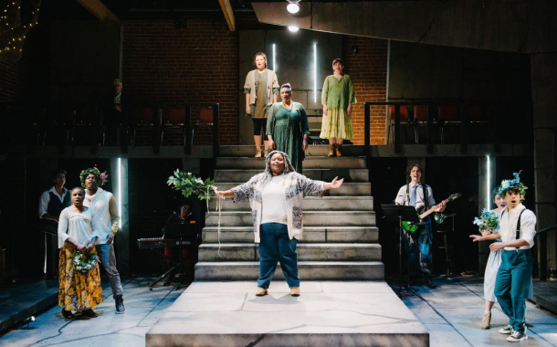 Theatre Review: 'As You Like It' at the Keegan Theatre