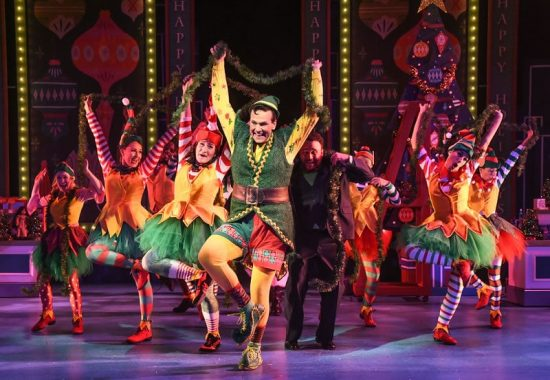 Theatre Review: 'Elf The Musical' at Olney Theatre Center