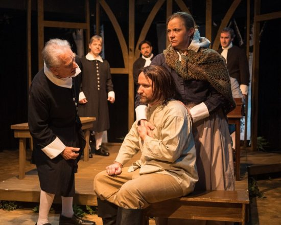 Theatre Review: 'The Crucible' at Silver Spring Stage
