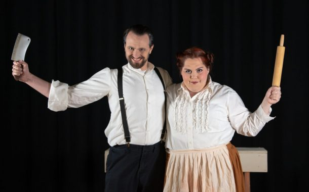 Theatre Review: 'Sweeney Todd: The Demon Barber of Fleet Street' at Sterling Playmakers