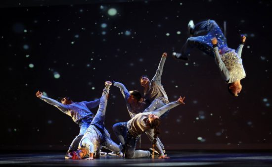 Dance Review: 'The Hip Hop Nutcracker' at Strathmore Music Center