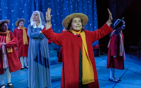 Theatre Review: 'Madeline's Christmas' at Creative Cauldron