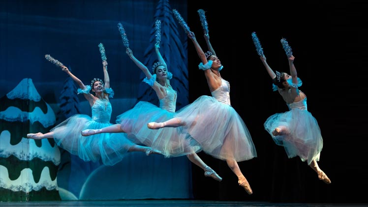 Dance Review: 'The Nutcracker' at Maryland Hall for the Creative Arts