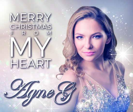 Music News: Agne G's 'Merry Christmas From My Heart'