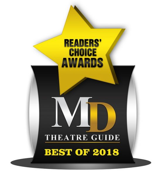 Write-In Voting Ballot: MD Theatre Guide's Best of 2018 Readers' Choice Awards