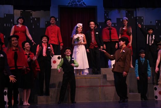Theatre News: Aldersgate Church Theatre presents 'Guys and Dolls, Jr'