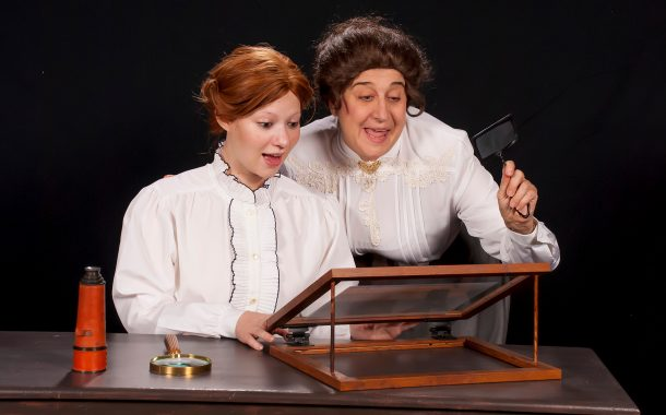 Theatre Review: 'Silent Sky' at The Colonial Players of Annapolis