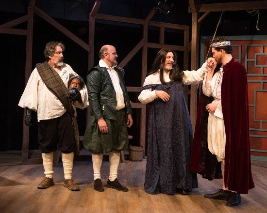 Theatre Review: 'Cartography' at The John F. Kennedy Center for the Performing Arts
