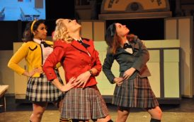 Theatre Review: 'Heathers: The Musical' by Dominion Stage at Gunston Theatre Two