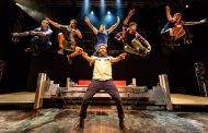 Dance Review:'Tap Dogs' at The Kennedy Center's Eisenhower Theatre