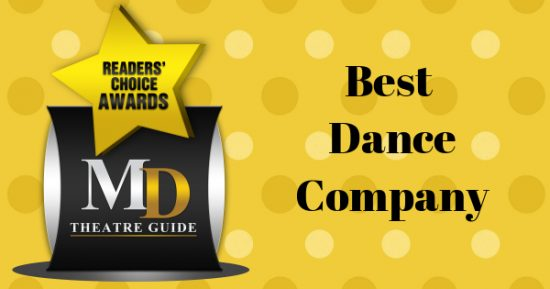 Voting Ballot: 'Best Dance Company' as Part of MD Theatre Guide's Best of 2018 Readers' Choice Awards