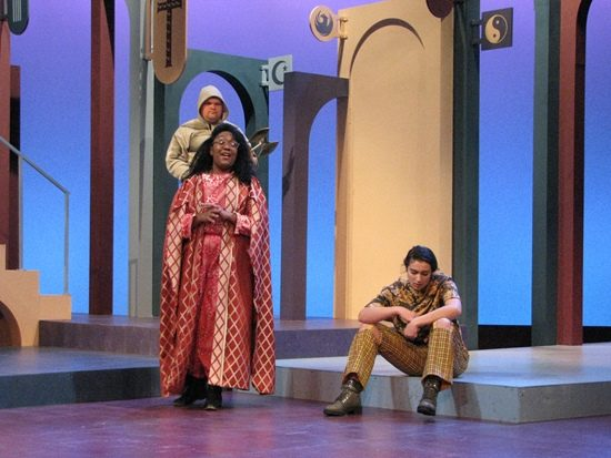 Theatre Review: 'Cyrano de Bergerac' at Synetic Theater