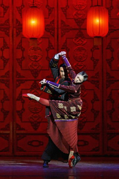Dance Review: 'Raise the Red Lantern' by National Ballet of China at The Kennedy Center