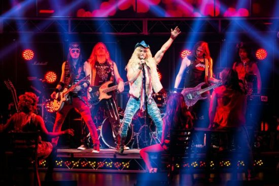 Theatre Review: 'Rock of Ages' at The Hippodrome
