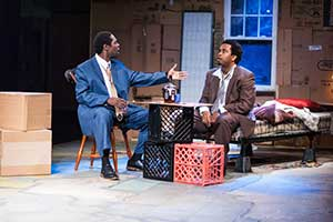 Theatre Review: 'TOPDOG UNDERDOG' at WSC Avant Bard