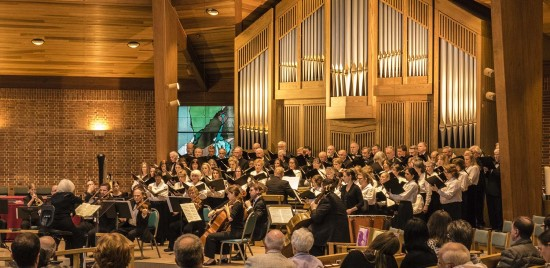 Concert Review: 'Twentieth Century European Composers' Performed by Columbia Pro Cantare