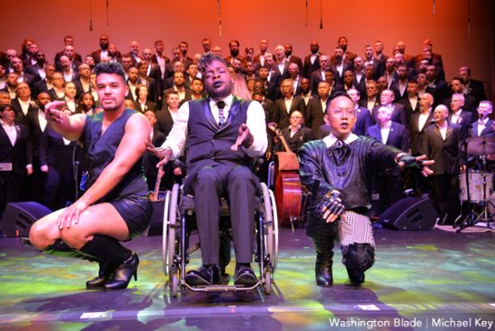 Concert Review: 'Let Freedom Sing' by Gay Men's Chorus of Washington, DC