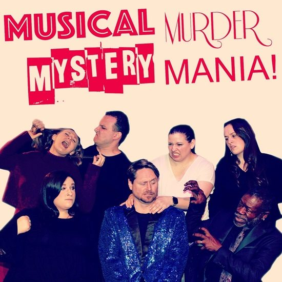 Theatre News: 'Musical Murder Mystery Mania!' at Other Voices Theatre