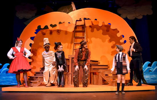 Theatre Review: 'James and the Giant Peach' at Port Tobacco Players