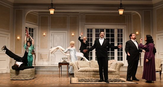 Theatre Review: 'A Comedy of Tenors' at Olney Theatre Center