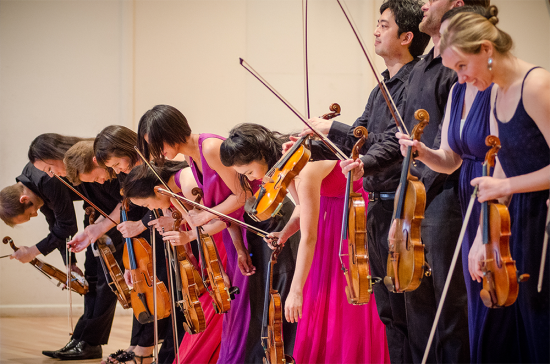 Concert Review: 'ECCO – East Coast Chamber Orchestra' at Candlelight Concert Society