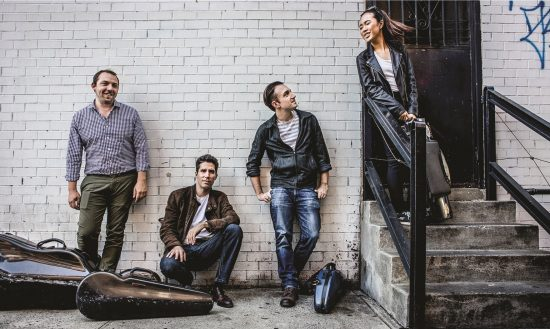 Music News: Escher Quartet and Local Favorite Christopher Shih to Present Program of Much-Loved Works by Mozart, Korngold and Dvorak