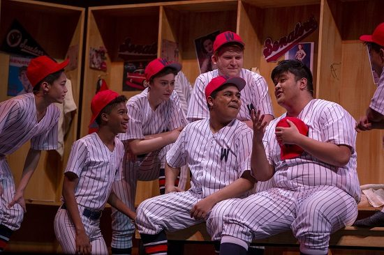 Cappies Review: 'Damn Yankees' at Our Lady of Good Counsel High School