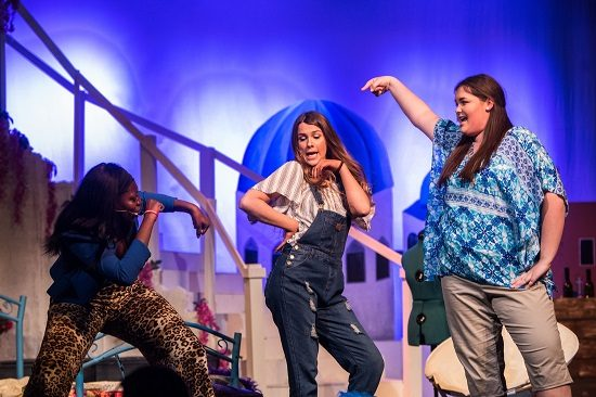 Cappies Review: 'Mamma Mia!' at Connelly School of the Holy Child