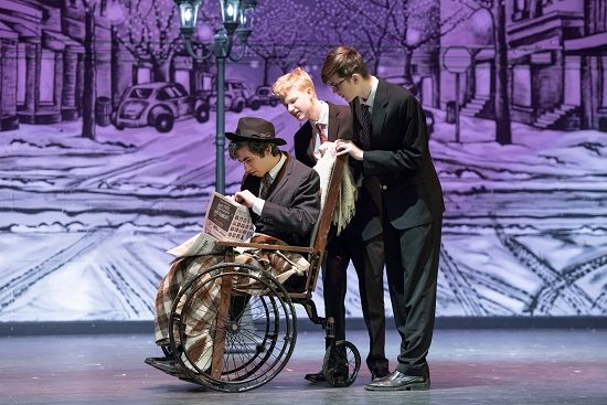 Cappies Review: 'It's A Wonderful Life' at Poolesville High School