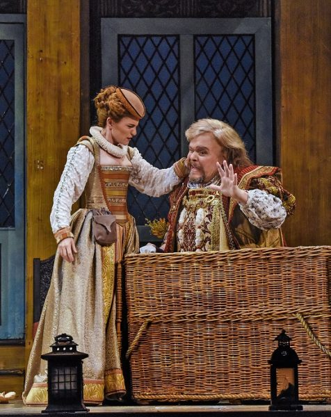 Opera Review: 'Falstaff' at The Dallas Opera
