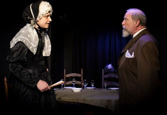 Theatre Review: 'Charley's Aunt' at Laurel Mill Playhouse