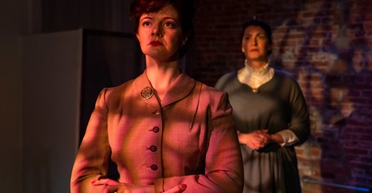 Theatre Review: 'Gwen & Ida: The Object Is of No Importance' at Nu Sass Productions