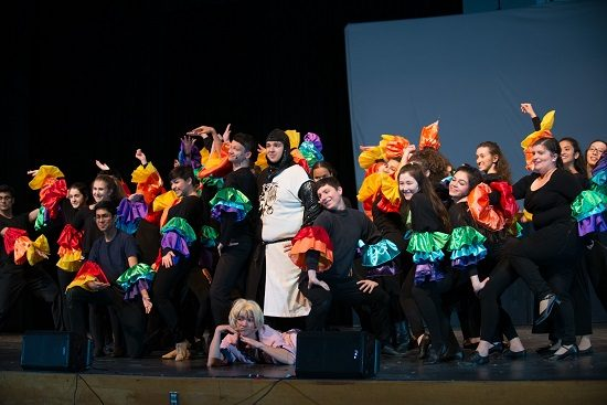 Cappies Review: 'Monty Python's Spamalot' at Thomas S. Wootton High School