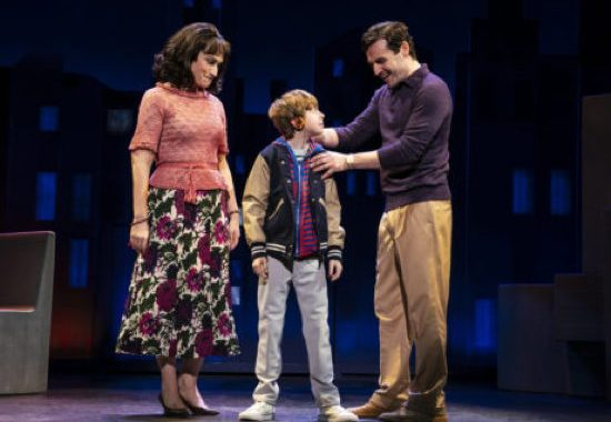 Theatre Review: 'Falsettos' at The Kennedy Center