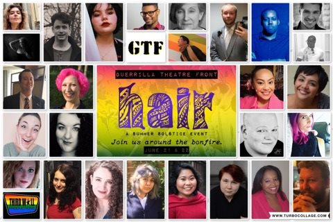 Theatre Review: 'Hair' at Guerrilla Theatre Front